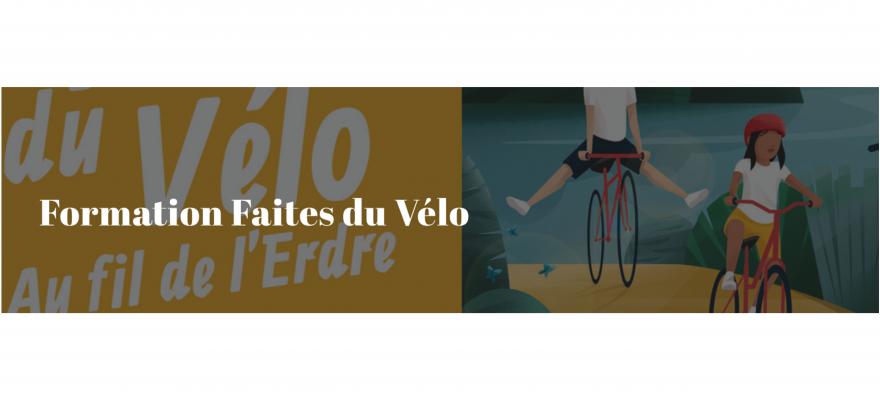 Formation Faites du vélo