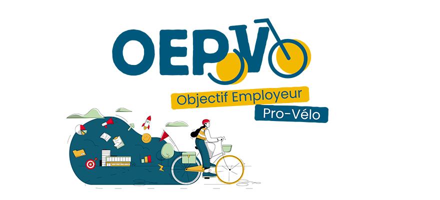 Vous êtes fournisseur d'équipements vélo : rejoignez le programme Objectif Employeur Pro-Vélo !