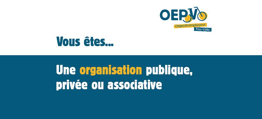 Participez au webinaire pour découvrir le programme Objectif Employeur Pro-Vélo !