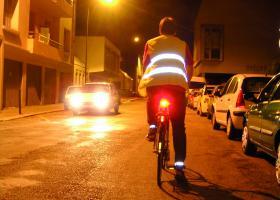 éclairage vélo