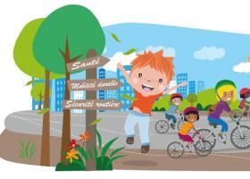 semaine vélo à l'école